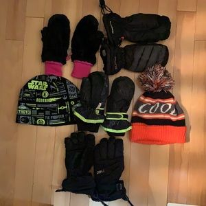 Head,Kombi&Children's Place Mitts,Gloves & Toques